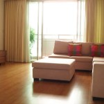 Silom Grand Terrace – 3BR condo for rent near Saladaeng BTS, 60k