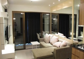 Ideo Sathorn Taksin – 1BR condo for rent @ Krung Thonburi BTS, 17k