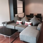 Belle Grand Rama 9 – 2 BR condo for rent near Rama 9 MRT, 45k