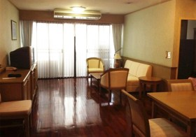 The Grand – 2BR condo for rent @ Ratchadamri BTS, 35k