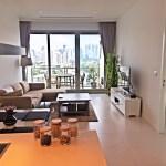 185 Rajdamri – 1BR condo for rent @ Ratchadamri BTS, 75k