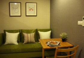 U Delight 2 @ Bangsue – condo for rent on Prachachuen Rd., Bang Sue, Bangkok