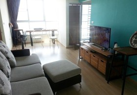 U Delight 2 @ Bangsue  – apartment for rent Prachachuen Rd., Bangsue, Bangkok | bright open view, north facing