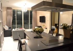 Watermark Chaophraya – 2BR riverside condo for rent in Thonburi Bangkok, 50k