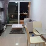 Supalai River Resort – 1BR riverside condo for rent in Bangkok, 23k