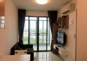 Ideo Blucove Sukhumvit Bangkok – Bangna apartment for rent, 50 m. to Udomsuk BTS, 20 mins to city center