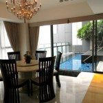 The Met – 3BR condo for rent in Sathorn Bangkok, 130k