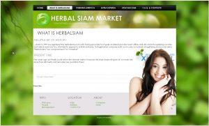 HerbalSiam Market