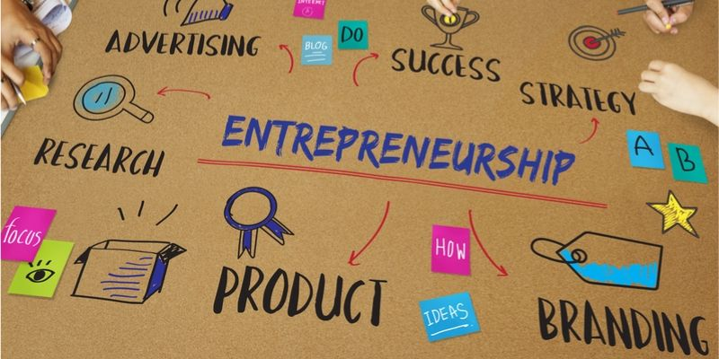 THE JOURNEY INTO ENTREPRENEURSHIP
