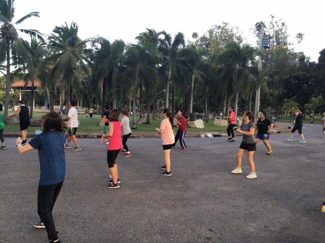 Aerobics Bangkok