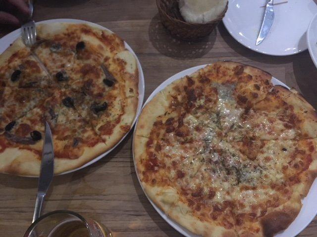 Pizza in Yogyakarta