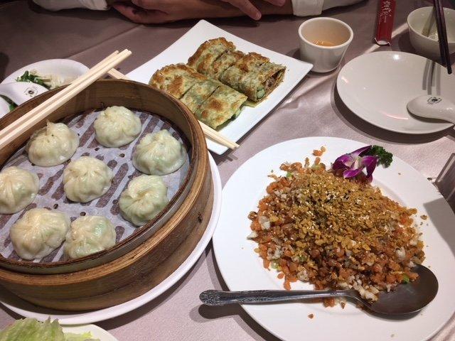 Veggie restaurant Taipei