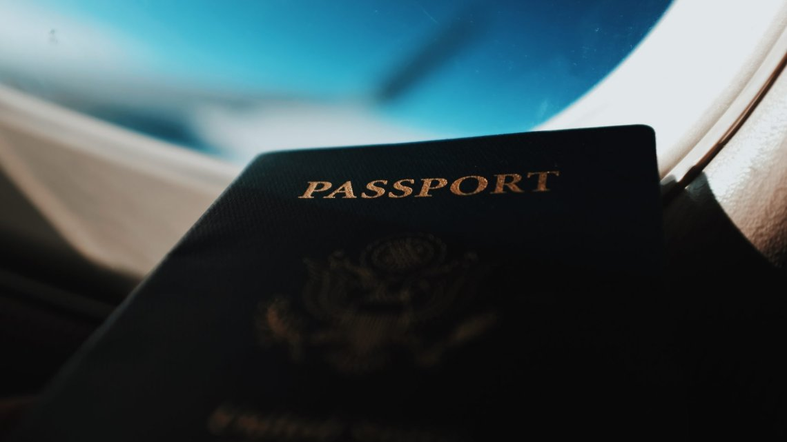 November 2018 update: A broken passport!