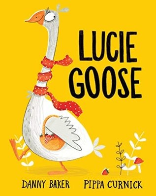 Lucie Goose lives all alone in a house at the edge of the woods. She has never met or spoken to another animal of any sort until... a wolf, bear and lion turn up on her doorstep and go Rraaaarrrrrr! She should start screaming. She should run away. But Lucie Goose isn't very good at being scared. What will she do?