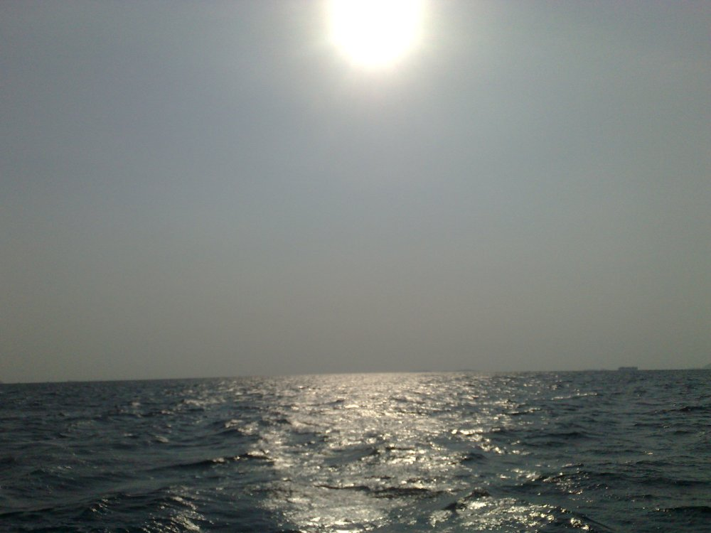 Fishing the Gulf of Thailand, part 1 (2/6)