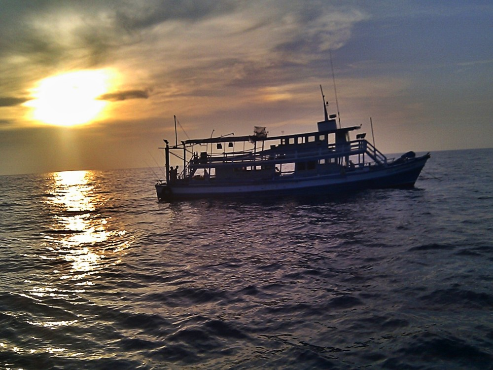 Trip report: Saltwater fishing in the Gulf of Thailand (1/6)