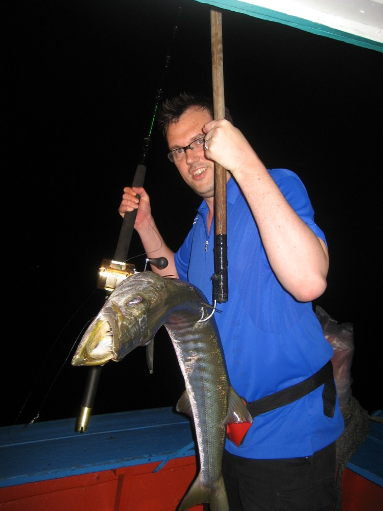 Trip report: Saltwater fishing in the Gulf of Thailand (3/6)