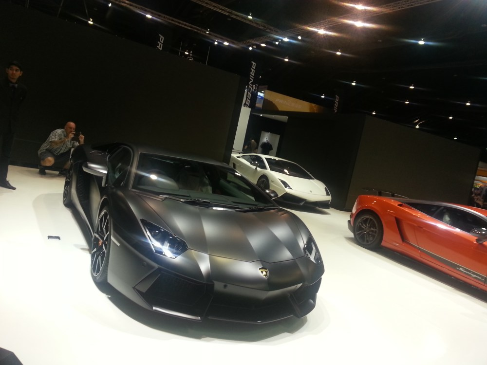 Bangkok Motor Show 2013 (3/6)