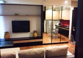 Baan Klangkrung Siam-Pathumwan – 1BR condo for rent, 25k