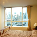 Urbana Langsuan – studio condo for rent in Bangkok, 28k