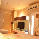 Ivy River Ratburana Bangkok – riverside studio condo for rent, 12k