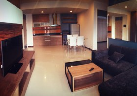 Supalai Premier@Asoke – 2BR apartment for rent in Asoke, 50K