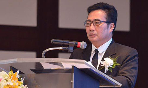 Mr. Noppadon Pakprot, TAT Deputy Governor for Tourism Products and Business