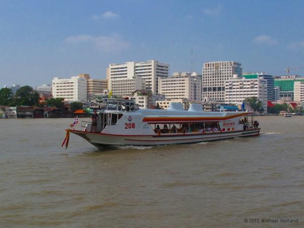 River Passenger Boat