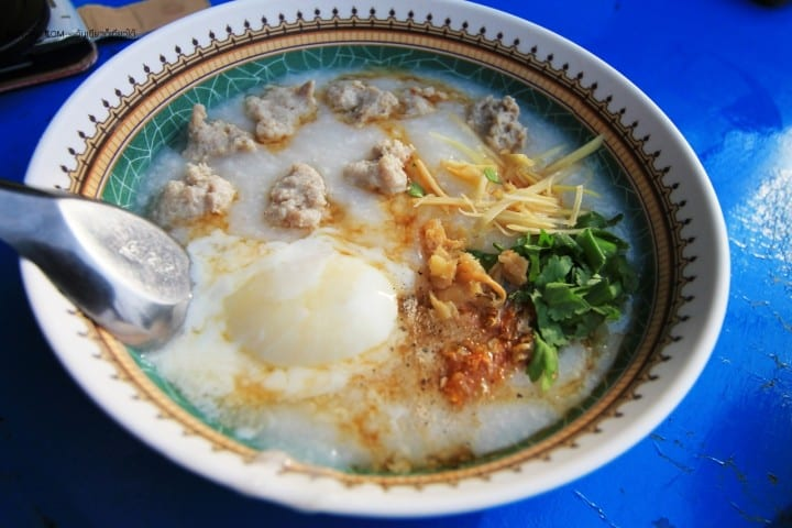 Image result for joke porridge in hat yai