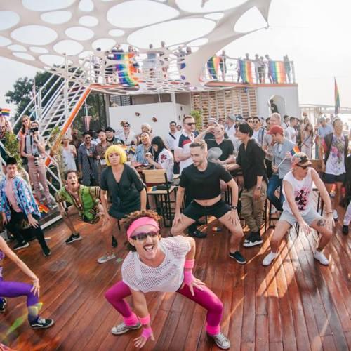 Pride Cruise Bangkok