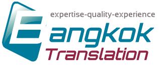 Bangkok Translation – Profession Translation Service in Bangkok