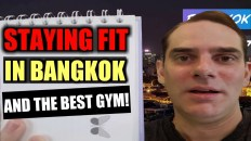 Staying fit in Bangkok, and my recommendation for a great Bangkok gym; The Atrium Athletic Club