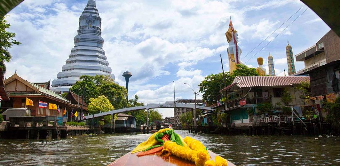 Bangkok Tour - Bangkok Boat Tour