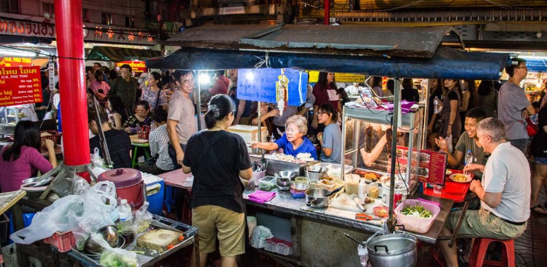 Bangkok Tour - Thai Street Food