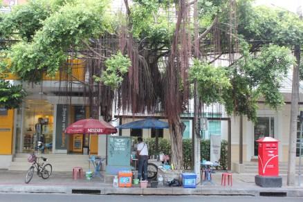 street scence suan phlu