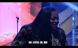 He Lives In Me Full Lyrics by SINACH (There's An Overflow)
