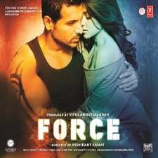 MAIN CHALI FULL LYRICS-FORCE-Shreya Ghoshal, Naresh Iyer