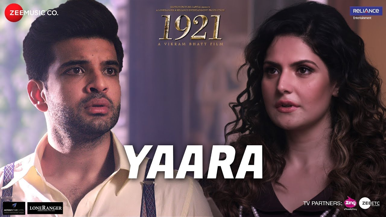 Yaara-Full-Song-Lyrics-1921-Arnab-Dutta