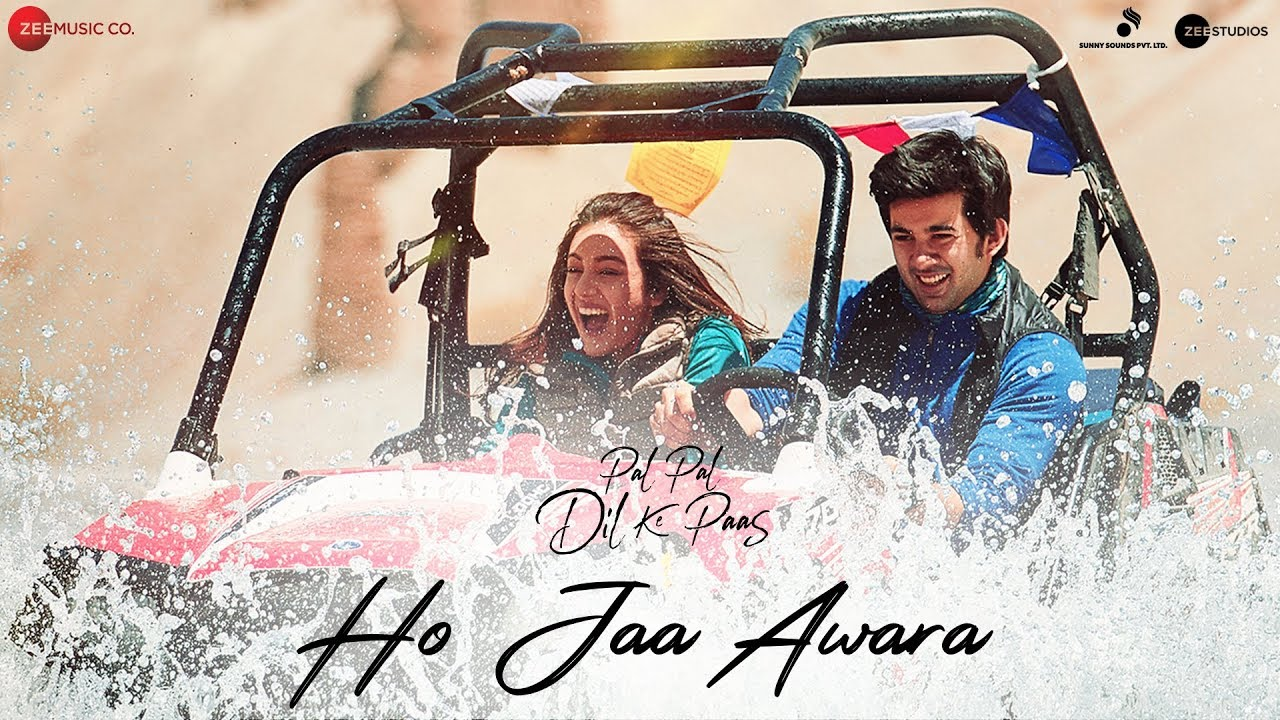 Ho-Jaa-Awara-Full-Song-Lyrics-Pal-Pal-Dil-Ke-Paas