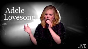 Love Song Full Song Lyrics - 21 Album By Adele