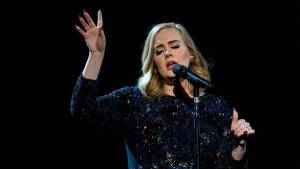 Never Gonna Leave You Full Song Lyrics - Singles Album By Adele
