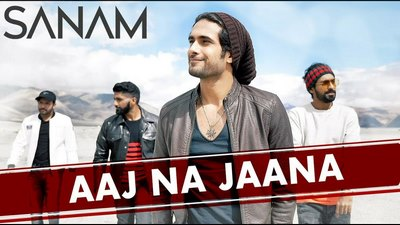 aaj-na-jaana-song