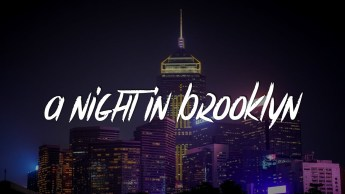 A Night In Brooklyn Lyrics Song - Half Gemini - 916frosty
