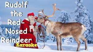 Rudolph the Red-Nosed Reindeer Lyrics - Christmas Song