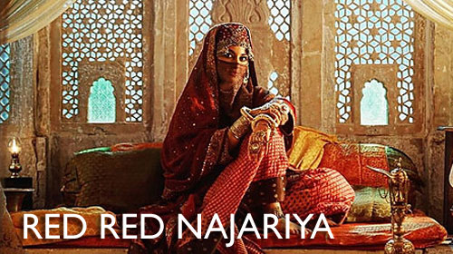 RED RED NAJARIYA Full LYRICS Song - Shreya Ghoshal