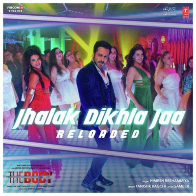 Jhalak Dikhla Jaa Reloaded Lyrics Hindi Song - The Body