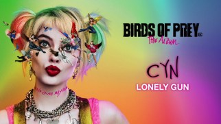 Lonely Gun Lyrics Song - Birds of Prey: The Album - Various Artists - CYN