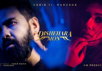Dishehara-Mon-Lyrics-Habib-Wahid