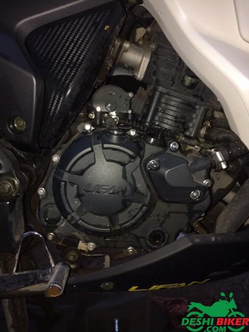Lifan KPR 150 Engine