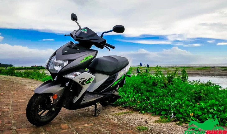Yamaha Ray ZR Test Review